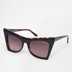 Wildfox Ivy Cat eye sunglasses
